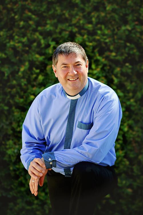 Andries Coetzee - Pastor